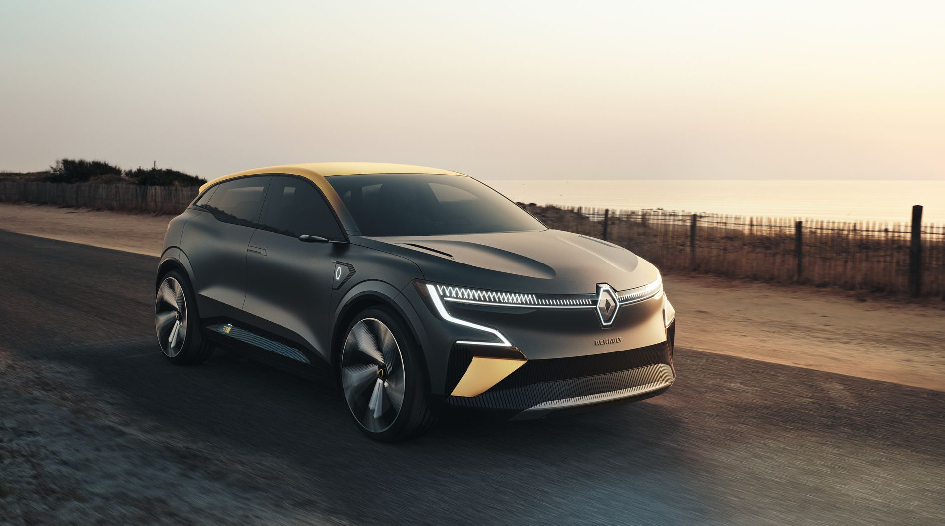 Renault eVision